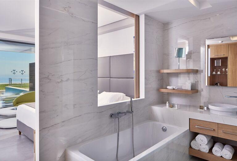 Komfortná izba v hoteli Lesante Blu Exclusive Beach Resort