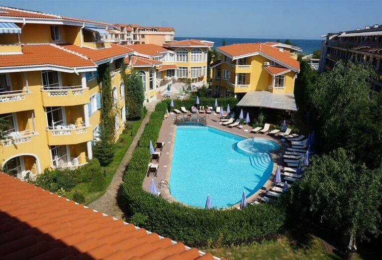Hotel Blue Orange, Bulharsko, Sozopol