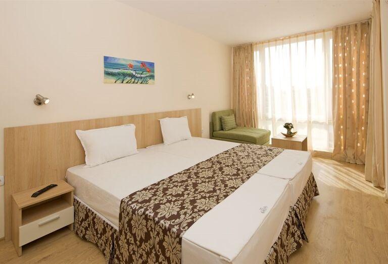 Izba v hoteli Karlovo, Slnečné pobrežie, Bulharsko