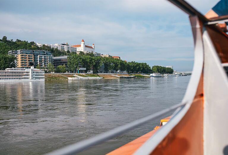 Výhľad na Bratislavský kraj