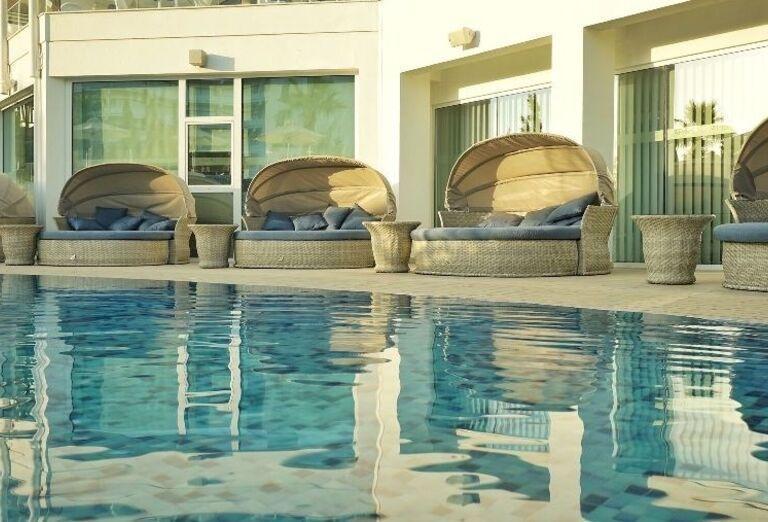 bazén pre dospelých v hoteli Melissi Beach