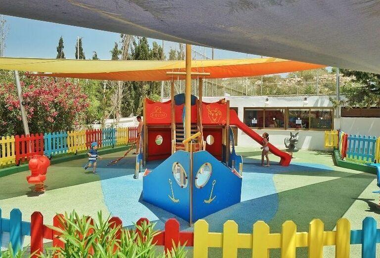 detský miniklub v hoteli Melissi Beach