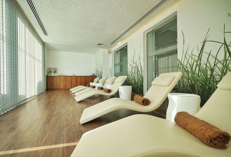 wellness v hoteli Melissi Beach