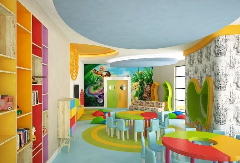 Miniklub v hoteli Limak Cyprus