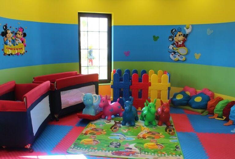 Miniklub pre deti v hoteli Limak Cyprus