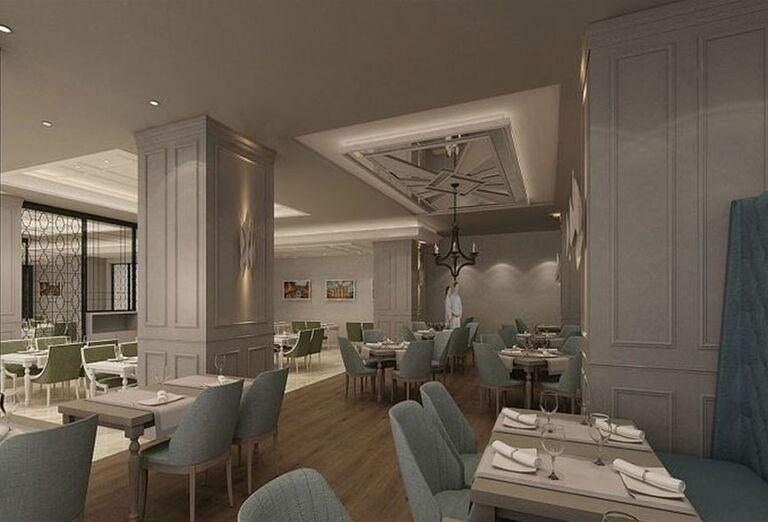 Talianska a la carte reštaurácia v hoteli Limak Cyprus