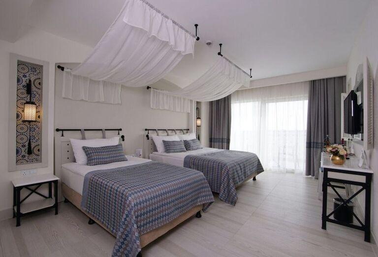 Rodinná izba v hoteli Limak Cyprus
