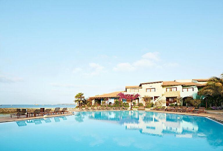 Porto Antigo - hotelový bazén