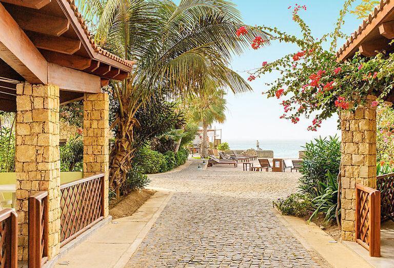 Porto Antigo - uličky pri pláži