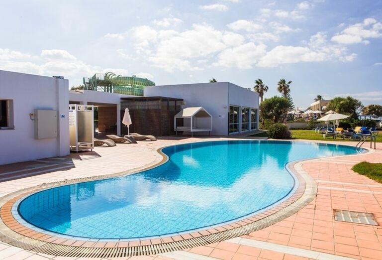 bazen, hotel Lyttos Beach, Hersonissos