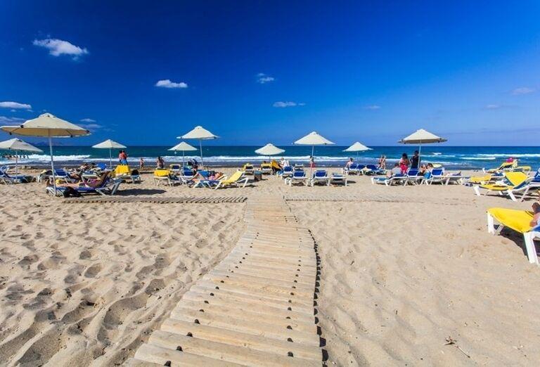 plaz, hotel Lyttos Beach, Hersonissos
