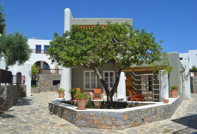 Areál hotela Creta Maris Beach Resort