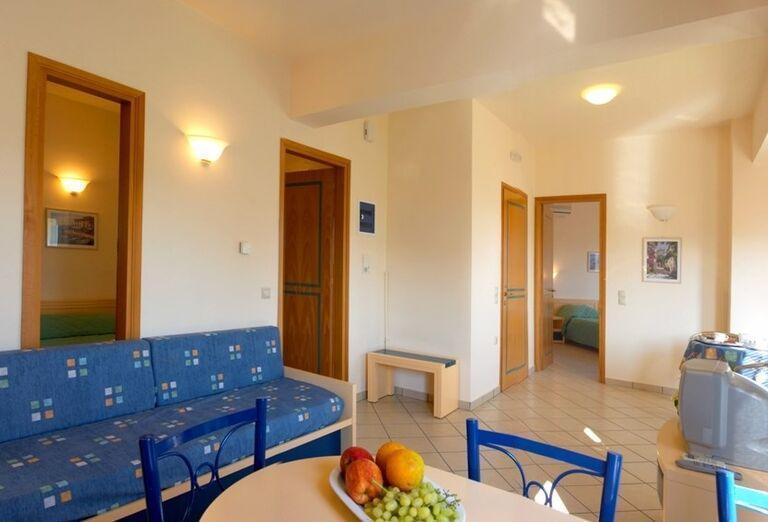 Ubytovanie v apartmánoch Anna 2