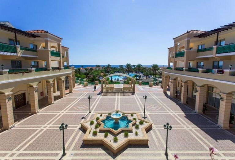 areal, hotel Lindos Princess, Lardos