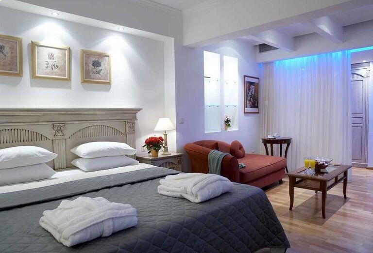 izba, hotel Lindos Princess, Lardos