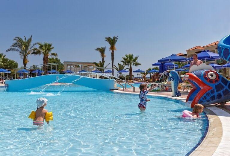 bazén, hotel Lindos Princess, Lardos