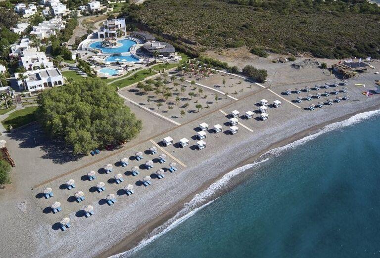 Pláž Hotel Lindian Village *****