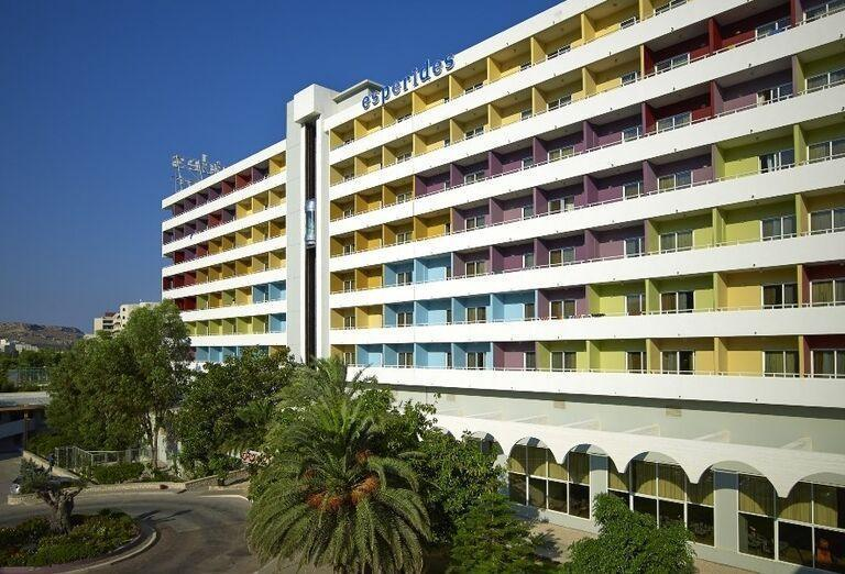 grecko-rodos-faliraki-esperides-beach-hotel