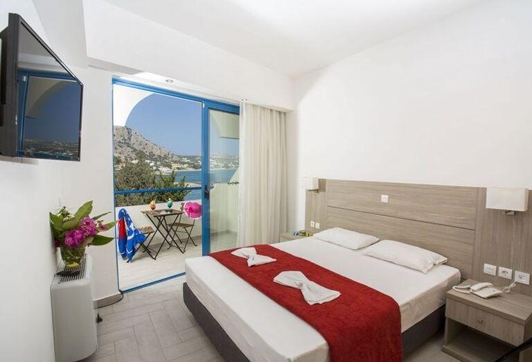 Izba s výhľadom na more v hoteli Sunrise