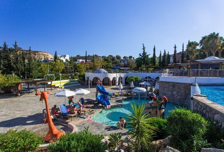 Vodný svet pre deti v hoteli Porto Angeli