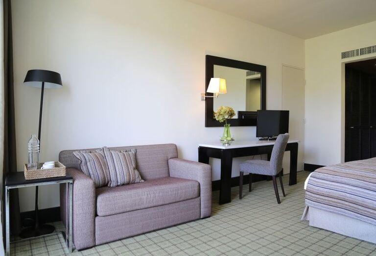 Priestranná izba v hoteli Porto Carras Sithonia