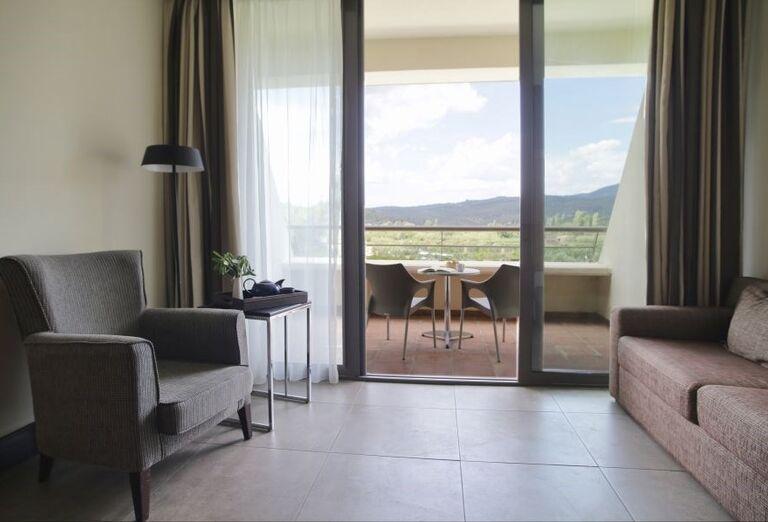 Izba s terasou v hoteli Porto Carras Sithonia