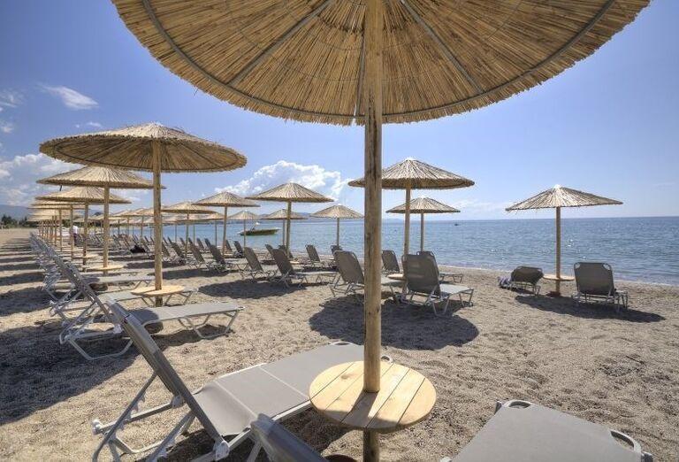 Pláž Hotel Blue Lagoon Princess *****