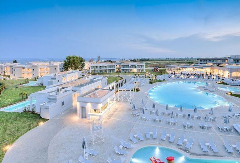 hotel Blue Lagoon Princess, Chalkidkiki, Grécko