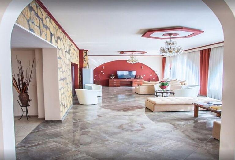 Interiér hotela Village Mare