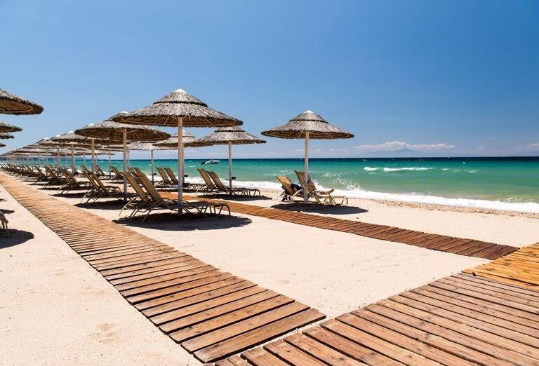 Pláž Hotel Potidea Palace *****