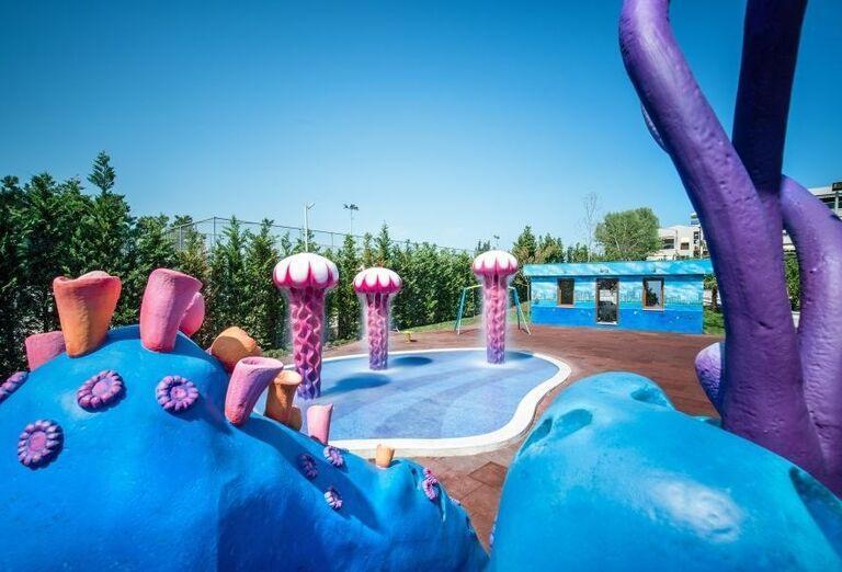 Vodný svet Hotel Potidea Palace *****