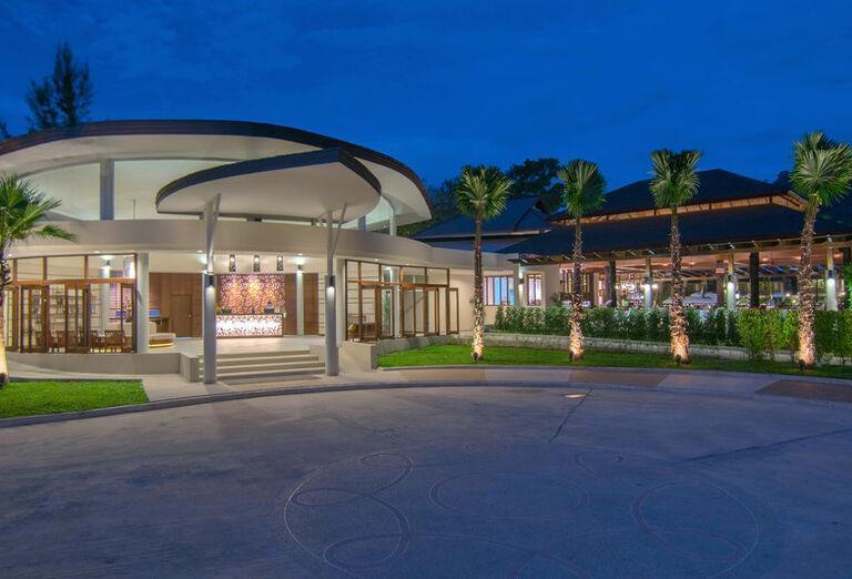 The Leaf Oceanside by Katathani Resorts - Areál hotela