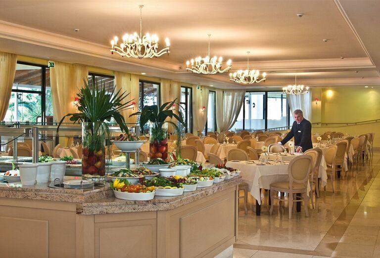 Reštaurácia v hoteli Louis Zante Beach, Laganas, Zakyntos
