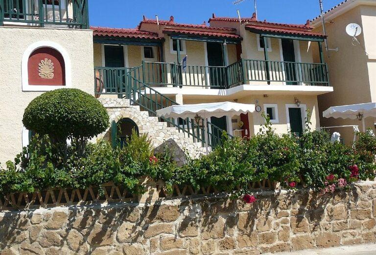 Apartmánový dom Christina, Vassilikos, Zakyntos