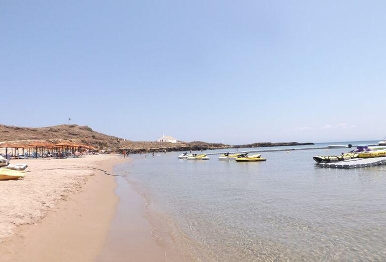 Apartmánový dom Christina, Vassilikos, Zakyntos, pláž