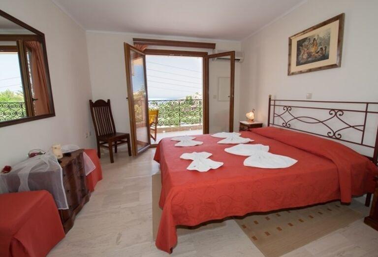 Štúdio v apartmánovom dome Chrisitna, Vassilikos, Zakyntos