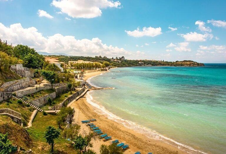 Hotel Sentido Alexandra Beach, pláž