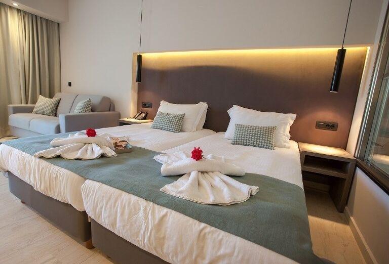 Hotel Sentido Alexandra Beach, hotelová izba