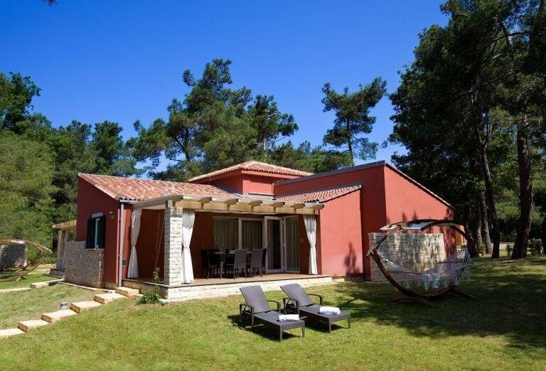 Villa v hoteli Melia Istrian Villas