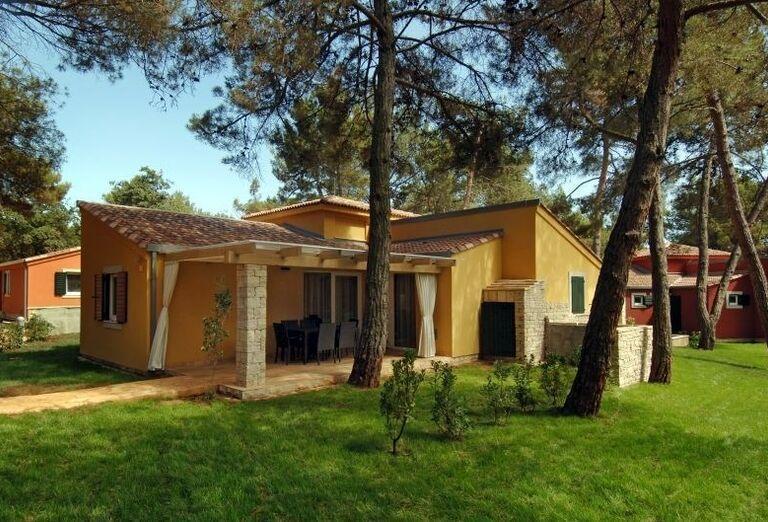 Ubytovanie v hoteli Melia Istrian Villas