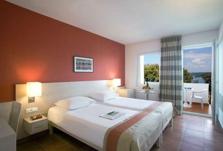 Izba v hoteli Valamar Club Tamaris