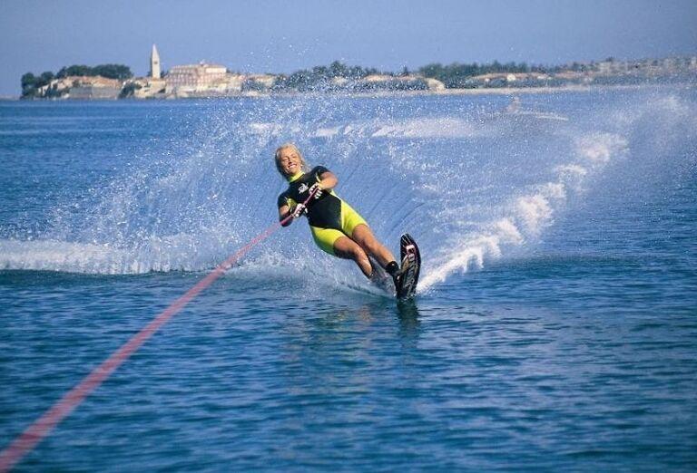 Vodné športy pri hoteli Valamar Club Tamaris
