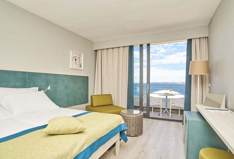 Izba s výhľadom na more v hoteli Sol Sipar