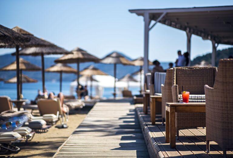 Pláž Hotel Marbella Corfu *****