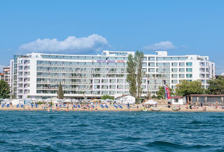 Pláž Hotel Sentido Neptun Beach ****
