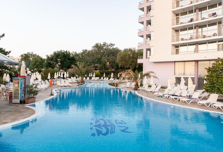 Vodný svet Hotel Sentido Neptun Beach ****