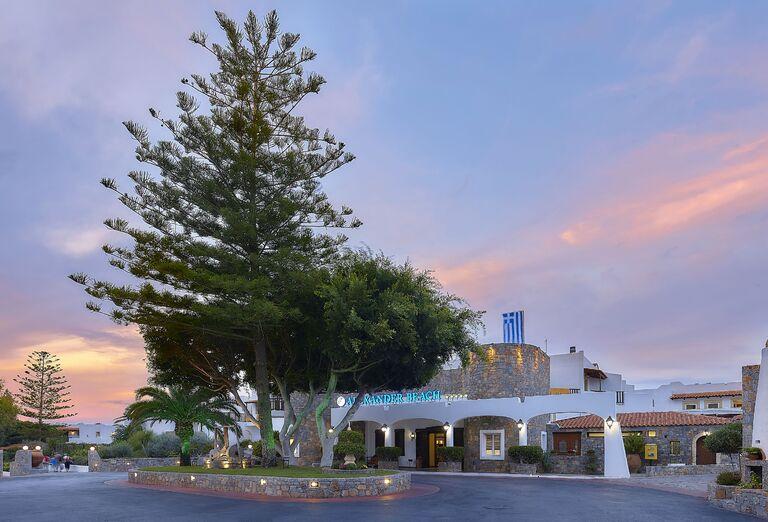 Ostatné Alexander Beach Hotel & Village *****
