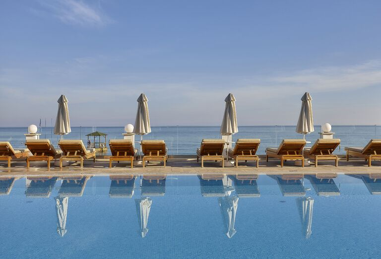 Vodný svet Alexander Beach Hotel & Village *****