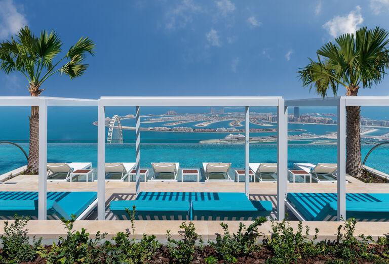 Vodný svet Hotel Address Beach Resort *****