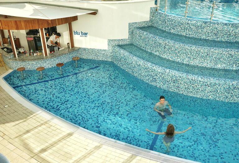 Vodný svet Hotel Melissi Beach ****